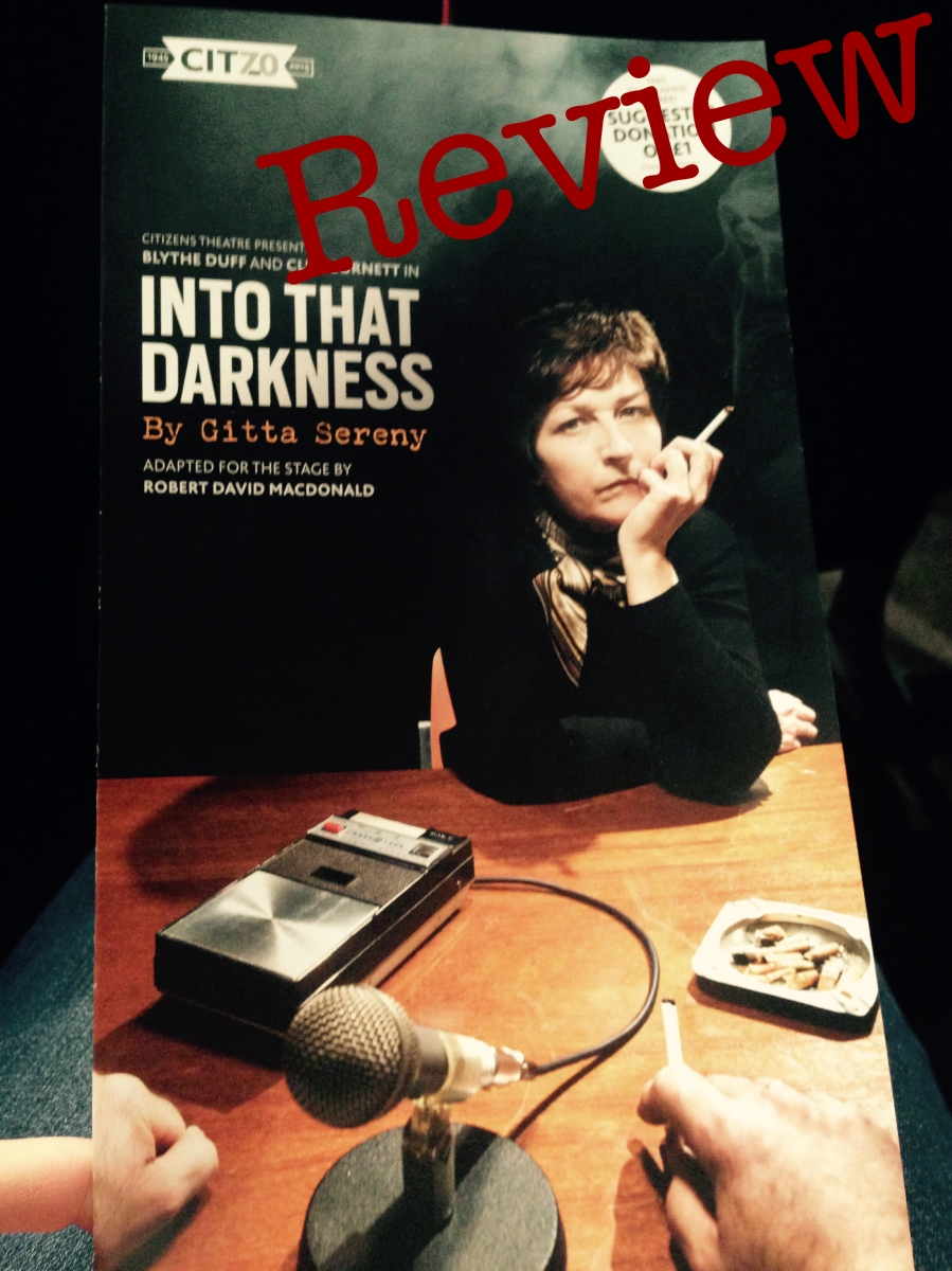 'Into That Darkness' Review